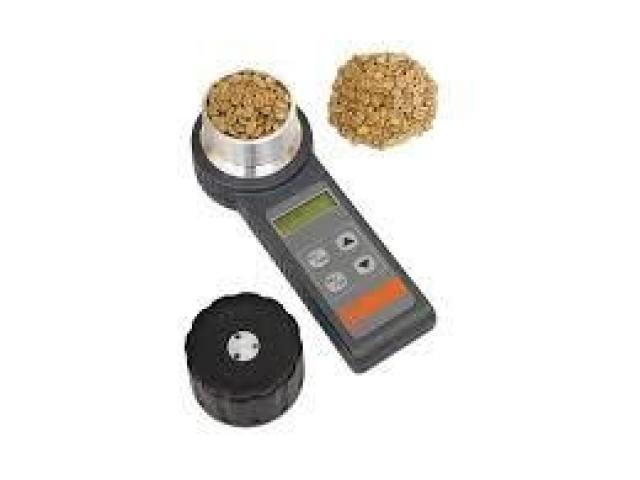 Moisture meters, Temperature gauges