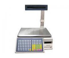Barcode readers/printer, Waterproof scales