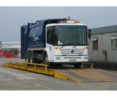 Weighbridge with Automatic barriers