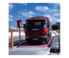 Weighbridge totally adapted to meet your needs
