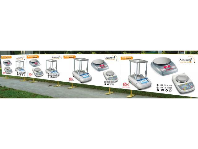Barcode readers/printer, Waterproof scales