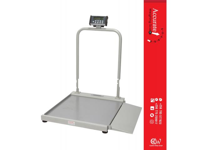 Pallet trolleys, kitchen scales