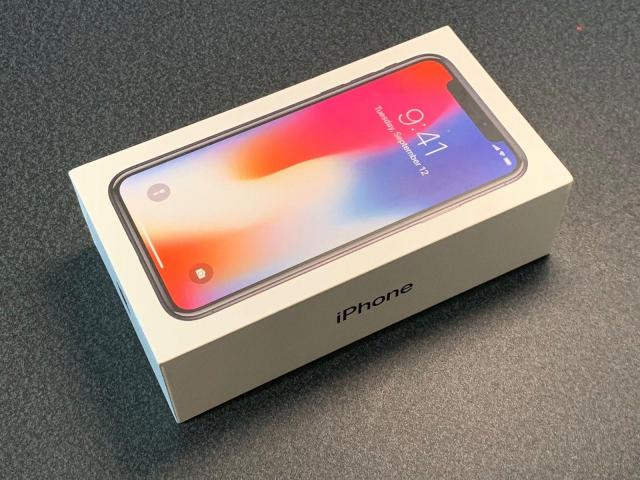 perfect iPhone x 256gb