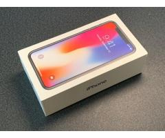 perfect iPhone x 256gb