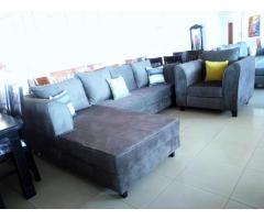 L-Sofa Set