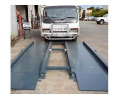 Axle Weighbridge Scales in Uganda