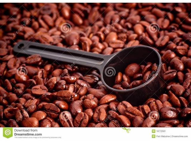Coffee-bean Measuring Spoon meters Uganda