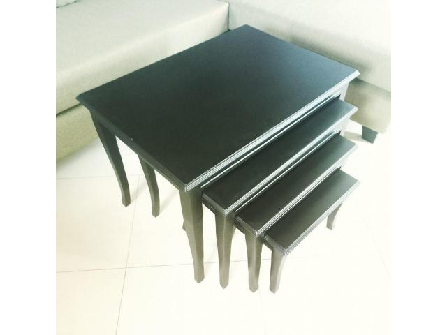 READY TO TAKE HOME NESTING TABLES