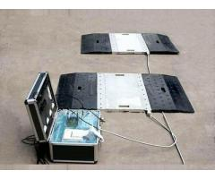 Portable Axle Weighbridge Scales in Uganda