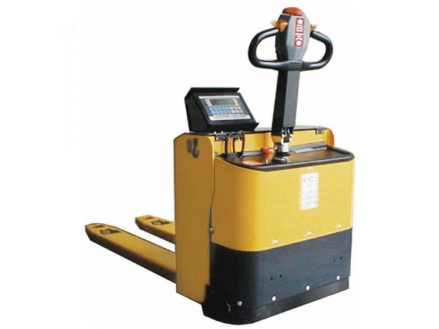 Heavy Duty Pallet Trucks in Uganda