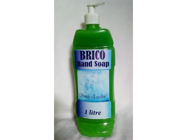 brico hand soap