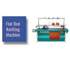 Best Flat Knitting Machine Manufacturer in India