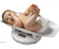 Sensortronic Baby Scales in Uganda