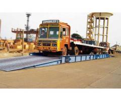 Road Weighbridge Scales in Uganda