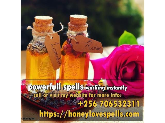 MOST POWERFUL LOVE/MARRIAGE SPELL CASTER IN UGANDA