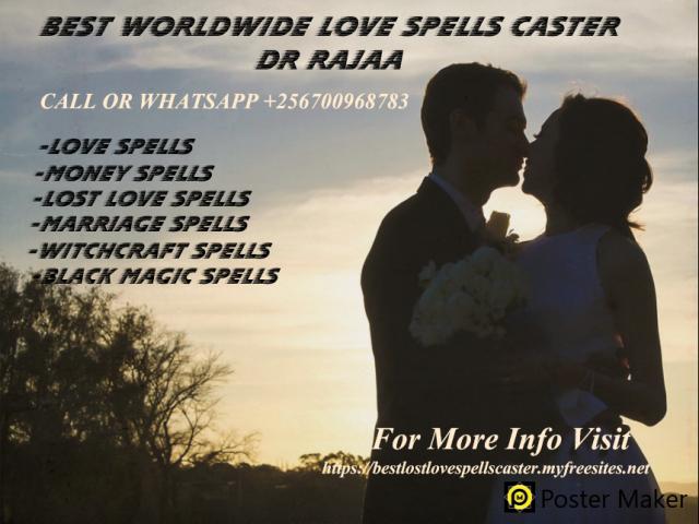 Love spell caster in Uganda +256700968783) Lira - Eyetrade ug
