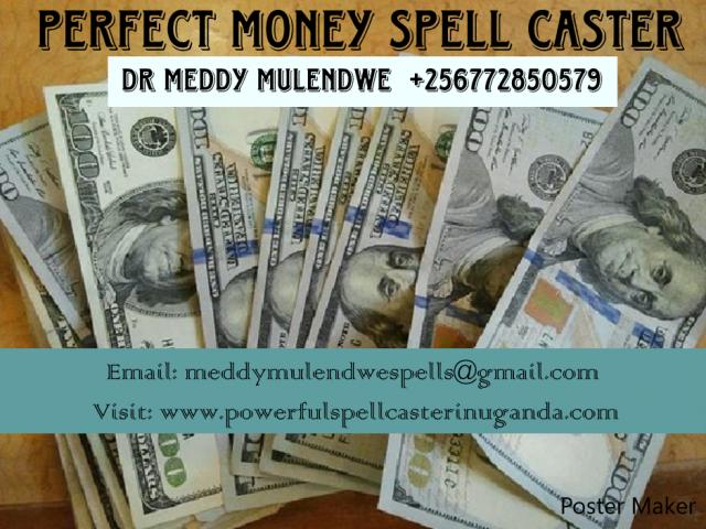 Money Spells Caster in Kenya +256772850579