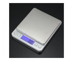 Precision Digital Bathroom Scale weighing