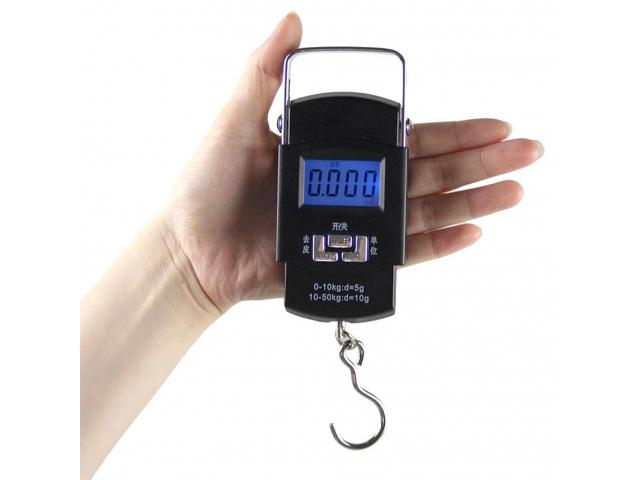 Stainless Steel Luggage Digital Weighing Scale