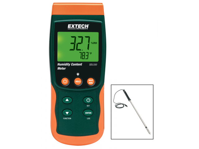 wood digital soil moisture meter