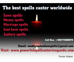 Psychic love spells in East Africa +256772850579