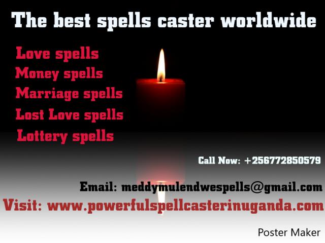 Best Spiritual Spell Caster in Kenya +256772850579