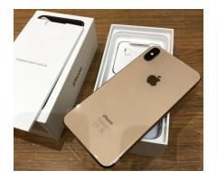 Apple iPhone XS 64GB = $450, iPhone XS Max 64GB