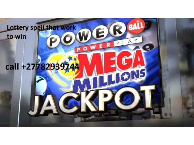 Win the lottery with a spell +27782939744