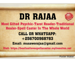 Traditional Doctor-Healer In Uganda +256700968783