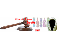 DISMISS COURT CASES  SPELLS +256706532311