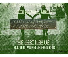 Lost Lover Spells In Uganda Call+256700968783