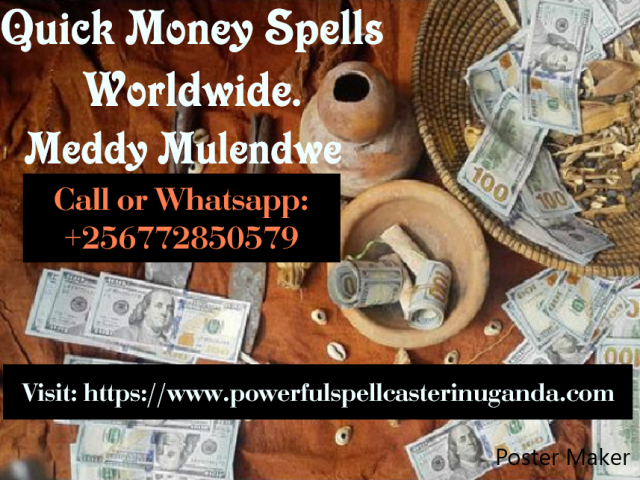 Powerful Money/Witchcraft Spells UK +256772850579