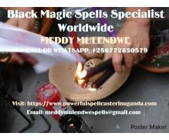 Best Spiritual Spell Caster Uganda +256772850579