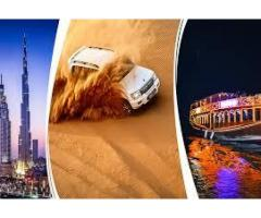 DHOW CRUISE SERVICES IN DUBAI