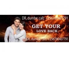 Best doctor to bring lost love back +256780407791