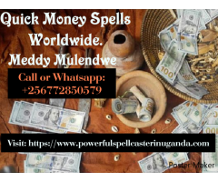 Money Spells Caster in Kampala +256772850579