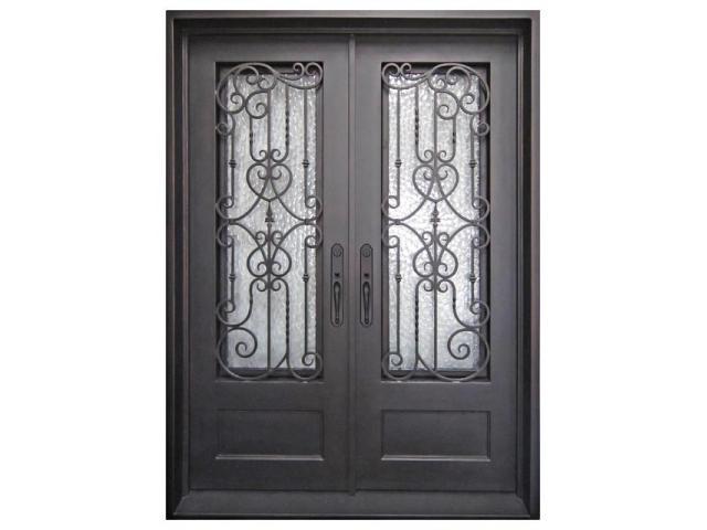 Wrought iron Quality doors