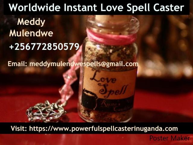 World's Best Love Spells Caster +256772850579