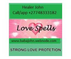 Powerful love spell back lost lover  Scotland