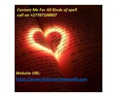POWERFUL LOST LOVE SPELL IN MEXICO+27787108807