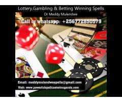 Gambling Spells Caster in Nairobi +256772850579