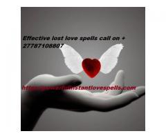 BEST LOVE SPELLS +27787108807 IN CANADA