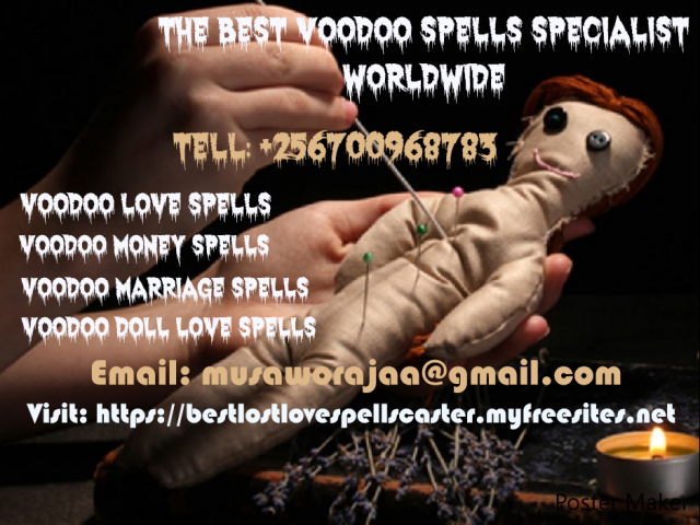 No 1 Witch Doctor In Uganda +256700968783