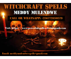 Powerful Witch Doctors in Uganda +256772850579