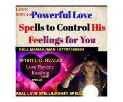 UGANDA LOVE SPELL CASTER +27787556604  IN USA,