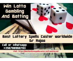 Lottery Spells That Works In USA +256700968783