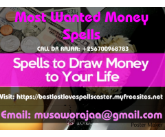 Money Problems Solution In Uganda +256700968783