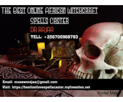 Powerful Witch Doctor In Kenya +256700968783
