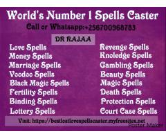 Honest Spell Caster In Africa +256700968783
